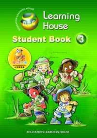Learning House兒童美語. [第3級][有聲書]:課本