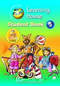 Learning House兒童美語. [第5級][有聲書]:課本