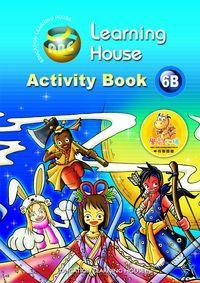 Learning House兒童美語. [第6級]:練習本B