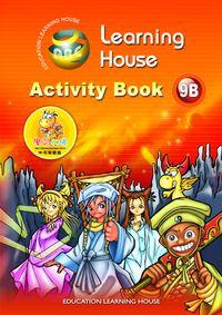Learning House兒童美語. [第9級]:練習本B