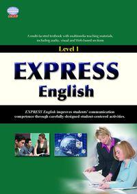 Express English [有聲書]. level 1