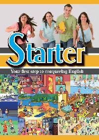 Starter [有聲書]