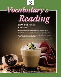 Vocabulary & reading [有聲書]. 3, NEW TOEIC 750 up CEFR B2
