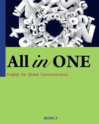 All in one [有聲書]. Book 3, English for global communication