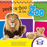 Peek-a boo at the zoo