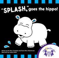 Splash, goes the hippo!