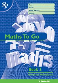 Math to go (student). Book 1