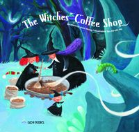 The Witches' coffee shop[有聲書]