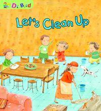 Let's clean up[有聲書]