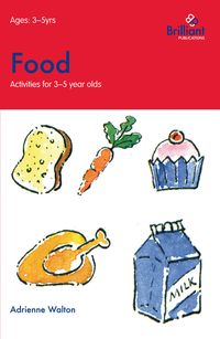 Food:Activities for 3–5 Year Olds