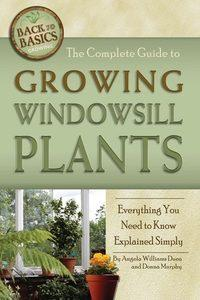 The complete guide to growing windowsill plants:everything you need to know explained simply