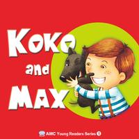 Young readers series [有聲書]. 1, Koko and Max