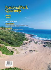 National Park Quarterly 2015.12 (Winter):Peaceful Marine