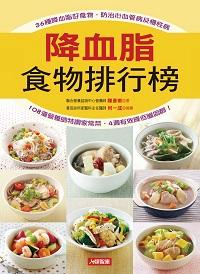 降血脂食物排行榜:36種降血脂好食物, 防治心血管病及慢性病