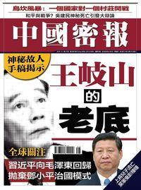 中國密報 [總第47期]:王岐山的老底