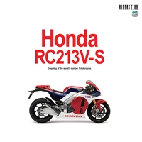 Honda RC213V-S:Dreaming of the world's number 1 motorcycle
